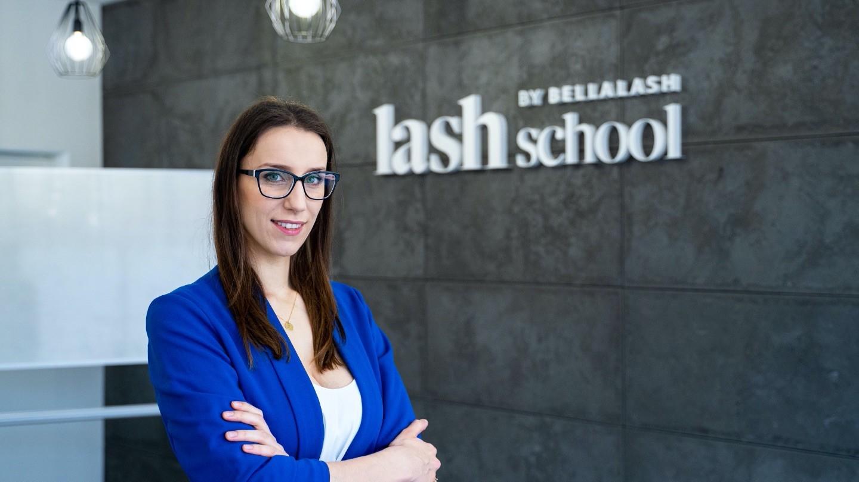 Izabela Schuchmiska - prowadząca szkolenie